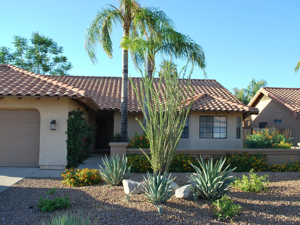 Vacation Rental Scottsdale Arizona